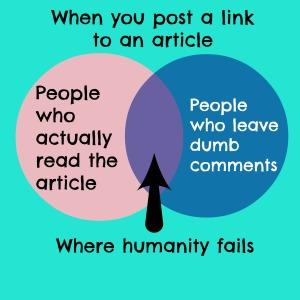 Humanity on Social Media
